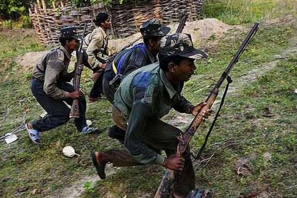 3700 people killed in naxalite violence in 10 states of the country