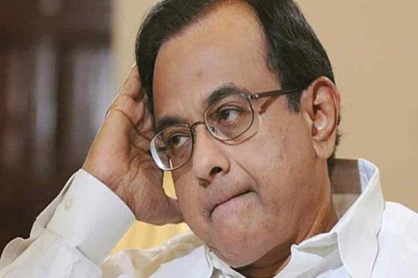 inx media case ed to interrogate p chidambaram in tihar