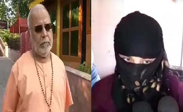llm admission arrived victim student accused of raping swami chinmayananda