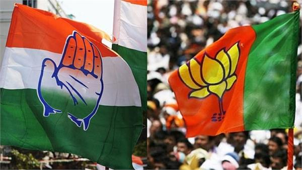 bjp seats in haryana decreased but vote percentage increased congress jumped