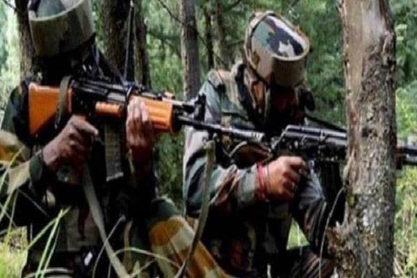 pakistan blockade action violation of ceasefire balakot krishna valley