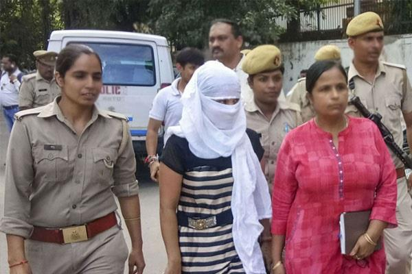 in chinmayananda episode victim gets admission in llm in bareilly