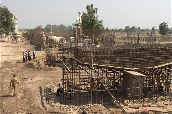 dera baba nanak land rates skyrocketed over kartarpur sahib corridor