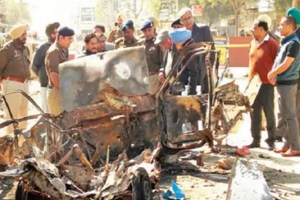 bathinda mandi bomb blast case high court directed to create new sit