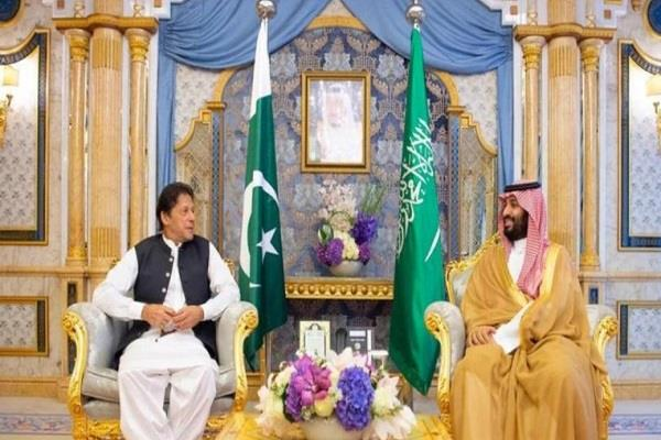 imran khan will visit saudi and iran to reduce tension in west asia
