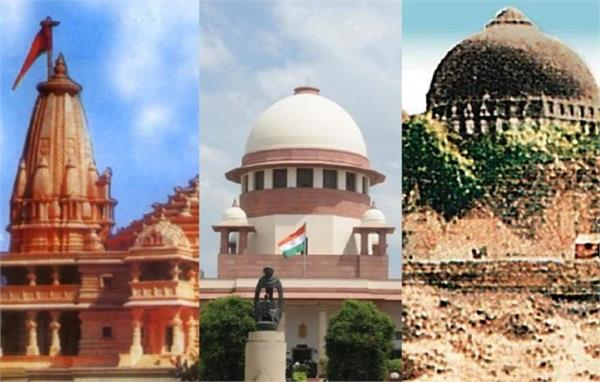 ayodhya case muslim parties express surprise over reports of sunni waqf