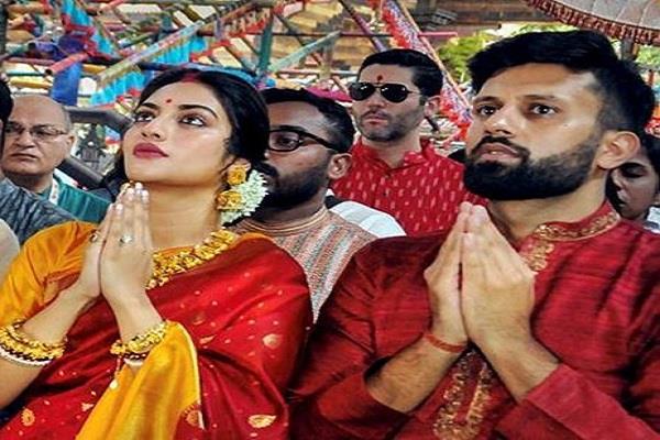 maulvi angry over nusrat jahan worship
