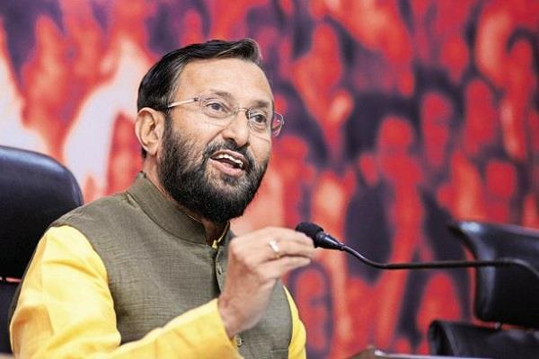 javadekar advice to media tell the truth about kashmir