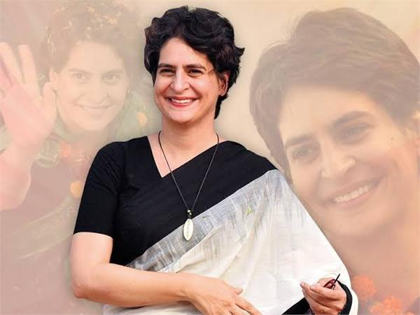 priyanka gandhi engaged in mission 2022 searching