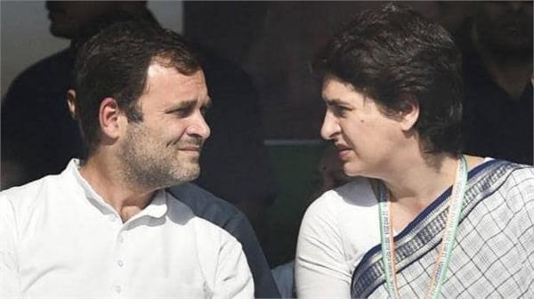 mission up 2022 priyanka gandhi took command rahul