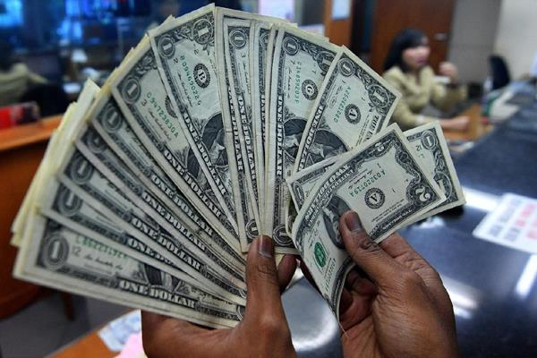 foreign exchange reserves rose by 5 02 billion to record levels
