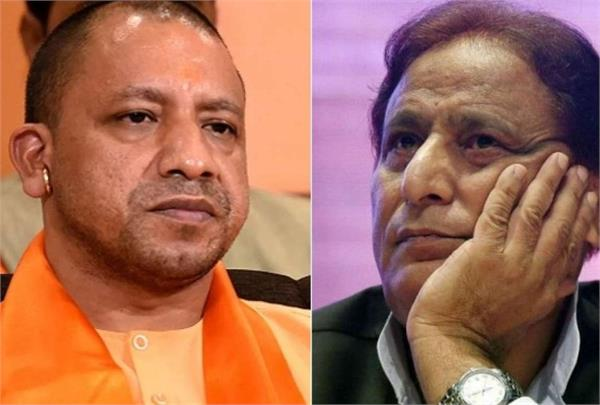 yogi s target on azam khan said  if the rampuri knife is in the wrong