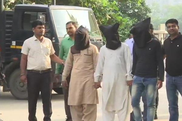 kamlesh tiwari confessed to all three accused in murder case