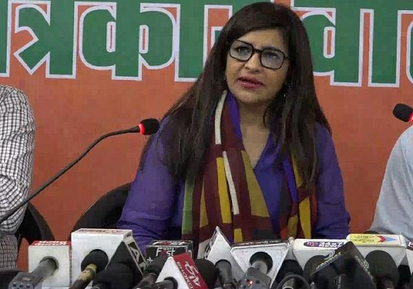 shazia ilmi said rahul gandhi is pakistan s poster boy pak uses statement