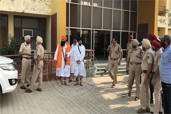 bhai baljeet singh daduwal is in police custody