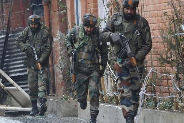 jammu and kashmir three terrorists killed in army action in awantipura