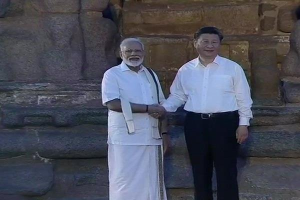 pak intimidated by modi and jinping s meeting conspiracy hatched on twitter