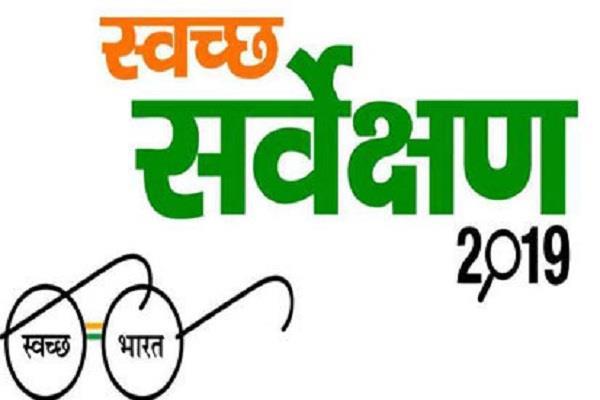 haryana ranks second in swachh survekshan 2019 two districts in top 10