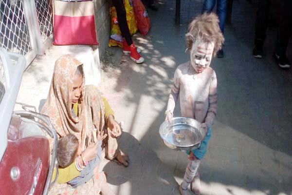 begging training in kullu