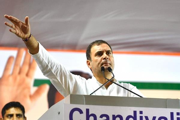 rahul asked why did rajnath go to france