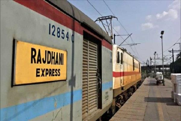 rti report reveals rajdhani and shatabdi express trains slow down