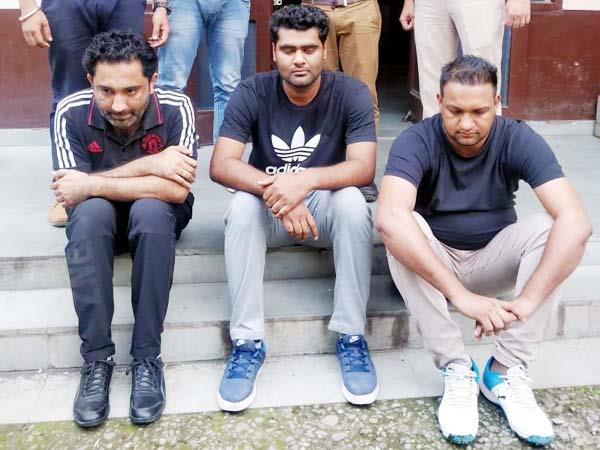 3 arrested with main accused