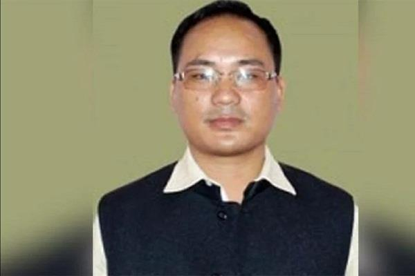 arunachal pradesh mla tiroong aboh s murder case arrested another accused