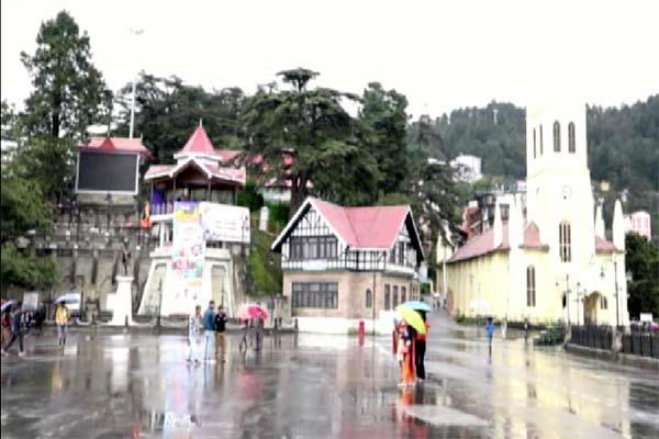 farewell of monsoon from himachal