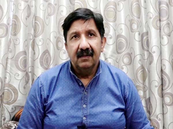 mukesh agnihotri traget on rajeev bindal