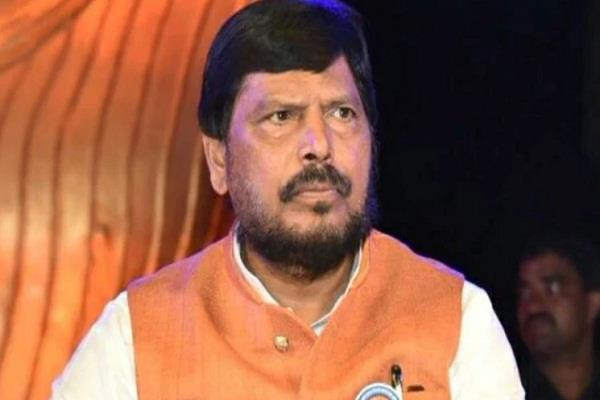 we support bjp because there is no other option ramdas athawale