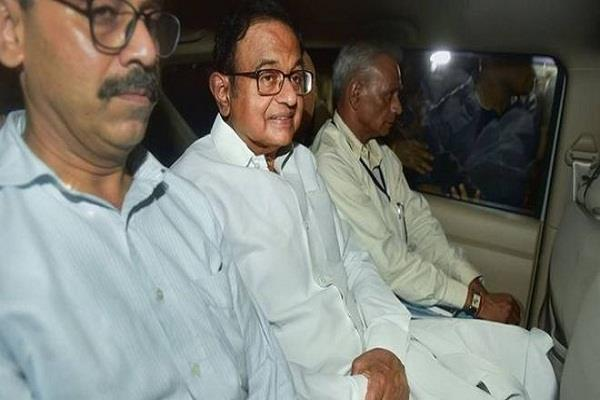 supreme court will give verdict on whether p chidambaram will get bail or not