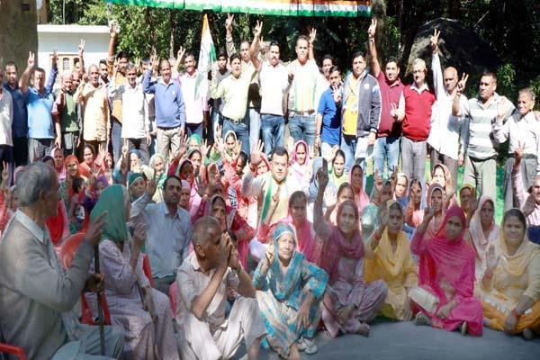 congress candidate vijay inder karan
