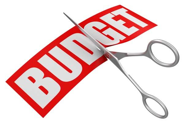 scissors on health budget of himachal