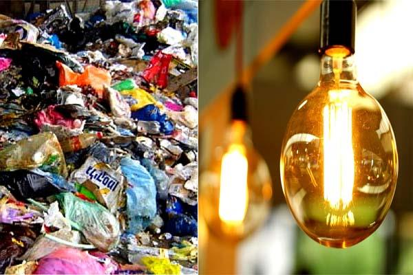 electricity will be generated from waste