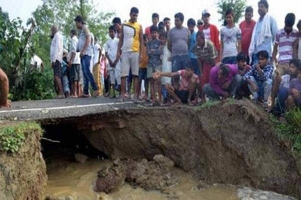 more than 2 100 people died across the country in monsoon rains floods