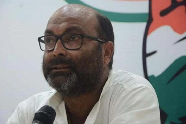 ajay kumar lallu appointed as new president of uttar pradesh congress