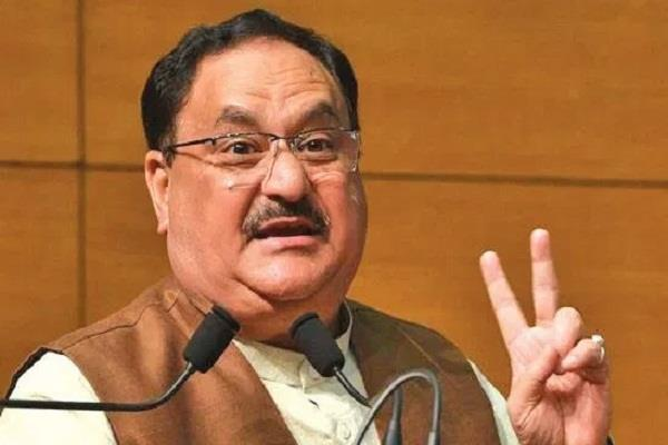 bjp executive president jp nadda s increased security