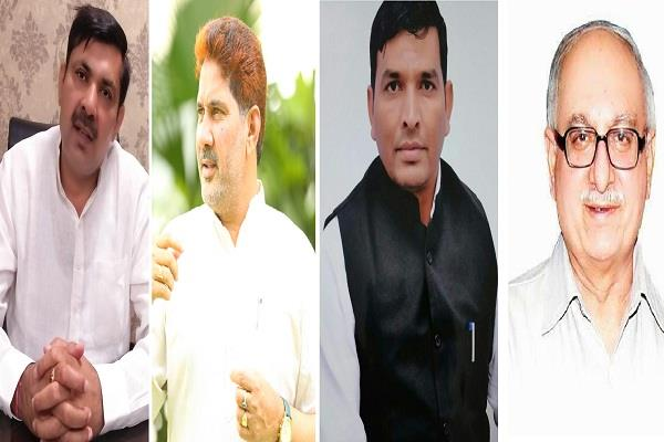 four powerful leaders face to face in assembly election on tohana seat