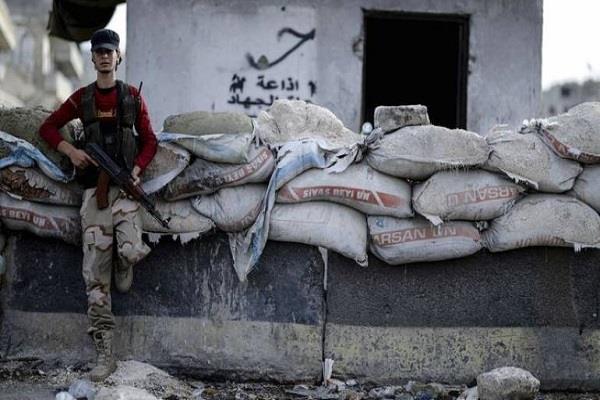 nine jihadists killed in russian attack on idlib