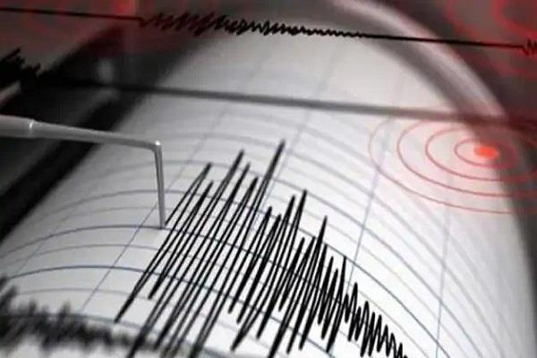 earthquake tremors struck again in khyber pakhtunkhwa pakistan