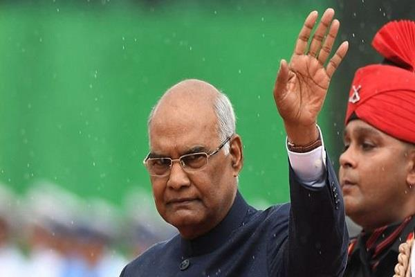 president kovind on a seven day visit to philippine and japan from thursday