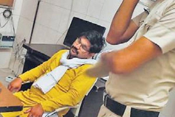 independent candidates and dalit social activists assaulted before elections