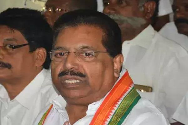 raise in delhi congress increased due to demand for removal of chacko