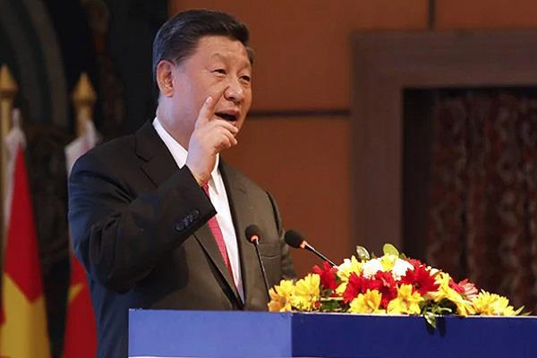 any attempt to divide china will be crushed xi jinping