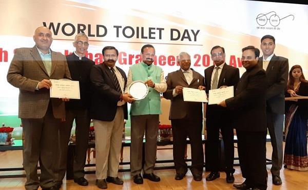 haryana ranks first in swachh survekshan grameen 2019 award