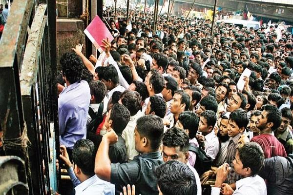 90 lakh jobs lost worrying figures of unemployment in the country