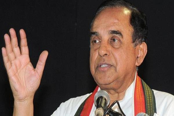 356 crores in donations to tata bjp mp swamy raised questions on this