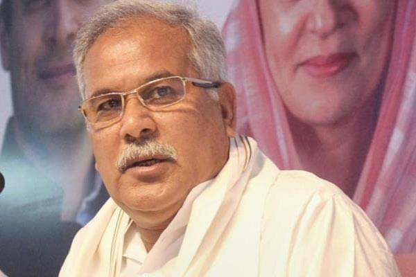 sangh s costumes and instruments are not indian bhupesh baghel