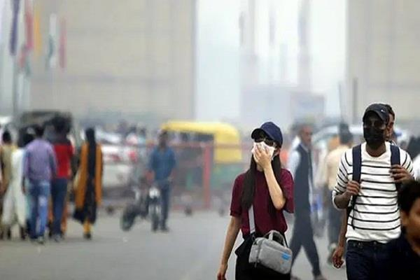 public health emergency in delhi air pollution situation in north india critical