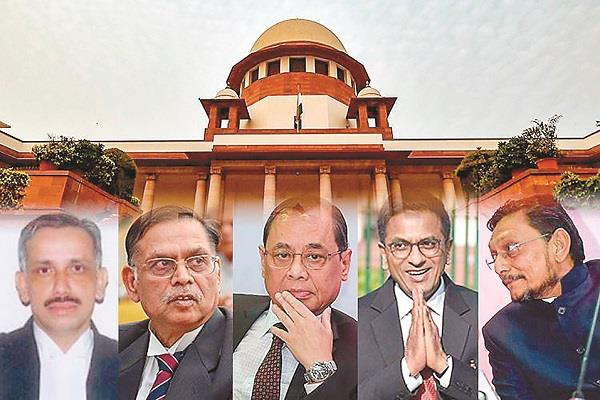 ayodhya verdict was in the interest of  indian sentiments